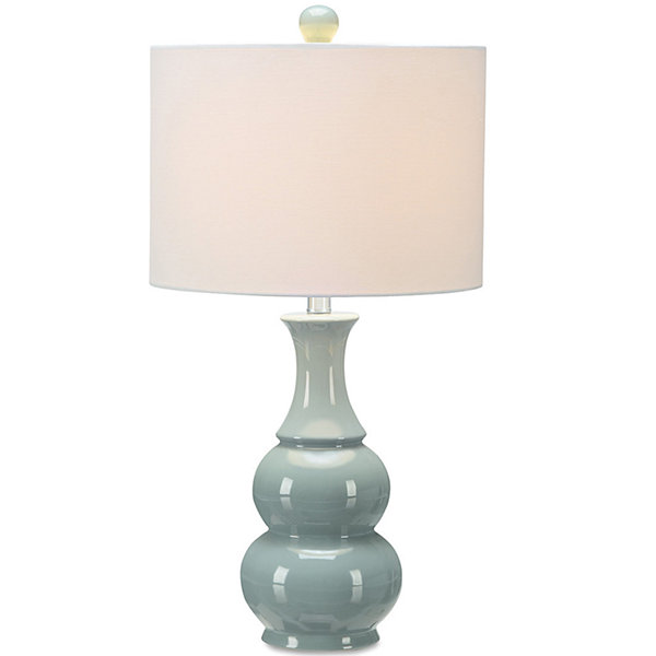 JCPenney Home™ Green Double Gourd Table Lamp