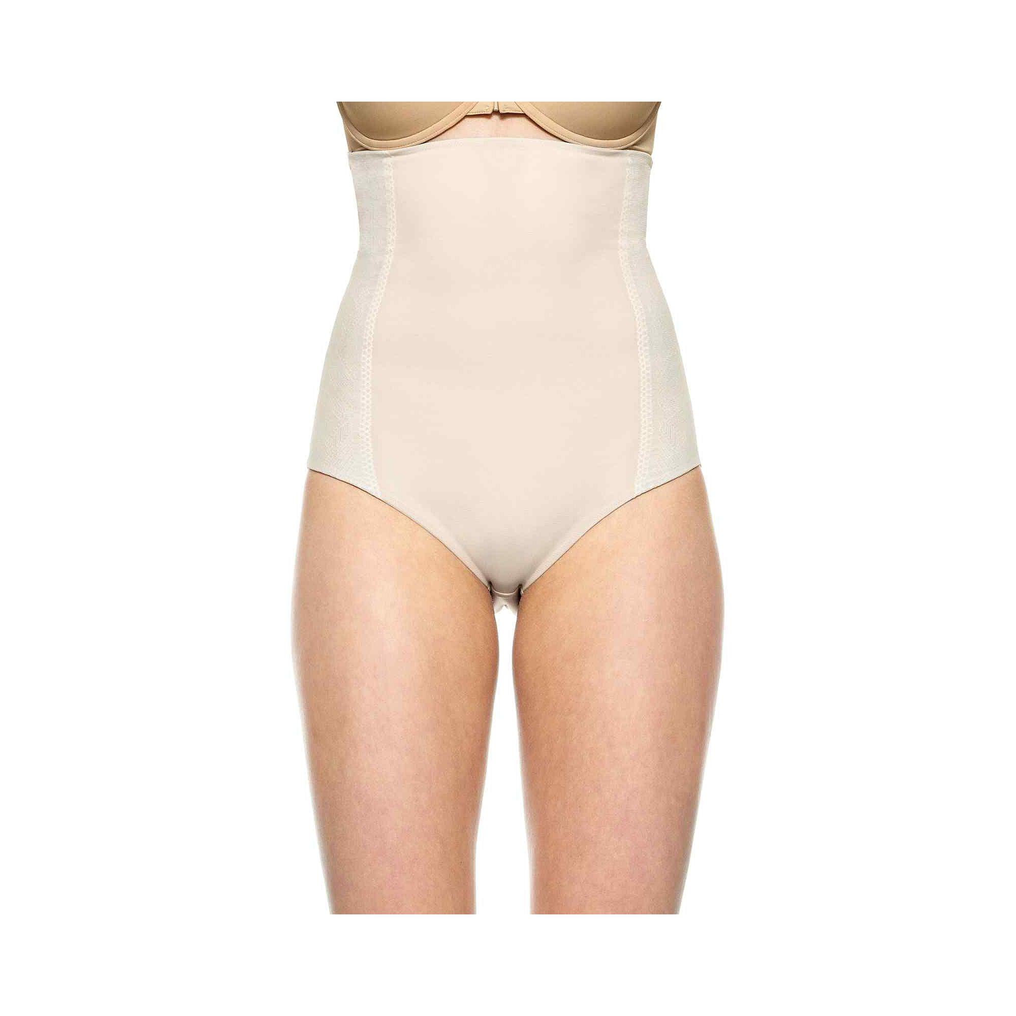 ASSETS Red Hot Label by Spanx Luxe and Lean Metallic High-Waist Panties - 2525 plus size,  plus size fashion plus size appare
