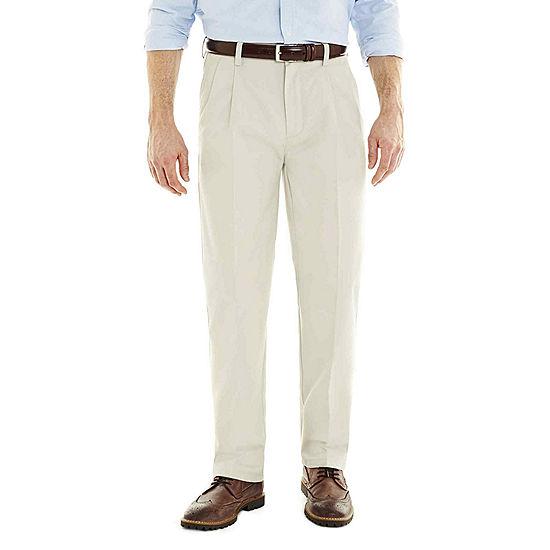 881fa37fa6 St. John's Bay® Worry Free Pleated Pants