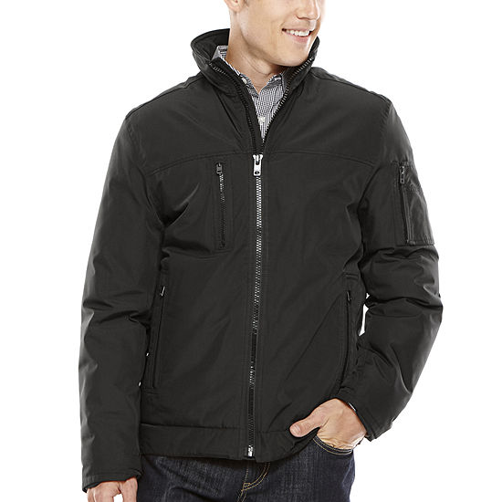 Claiborne Open Bottom Jacket