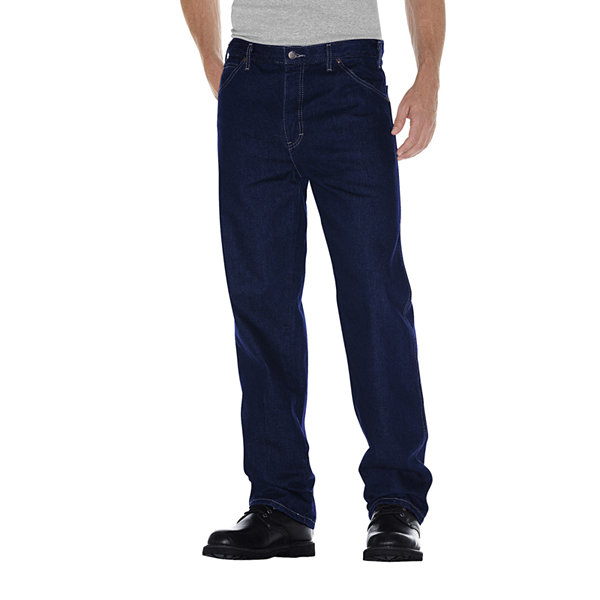 46c7fe5b23b Dickies® 13293 Relaxed-Fit Straight-Leg 5-Pocket Jeans