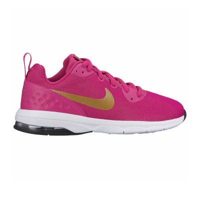 Nike Air Max Motion Low Girls Sneakers - Little Kids