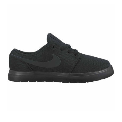 Nike Portmore II Ultra Light Boys Skate Shoes - Little Kids
