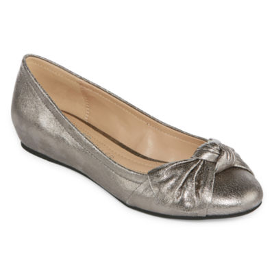 Andrew Geller Womens Philana Slip-On Shoe Closed Toe