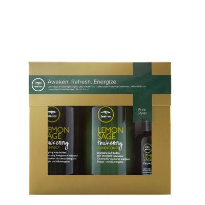Paul Mitchell Tea Tree Lemon Sage 3-pc. Value Set - 22.8 oz.
