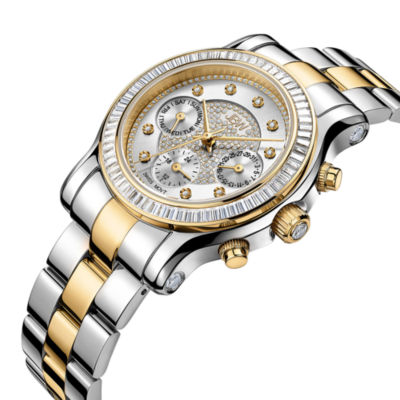 JBW Laurel 0.09 C.T.W Diamond Womens Bracelet Watch-J6330f