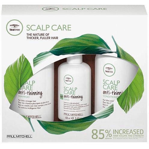 Paul Mitchell Tea Tree Scalp Care Take Home Regiment Hair Product-8.5 oz.
