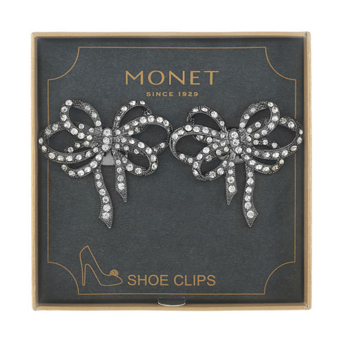 Monet Jewelry 1 Pair Shoe Clips