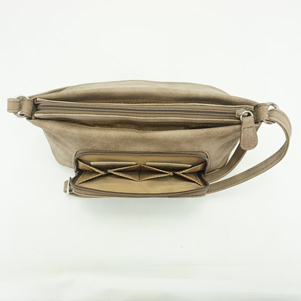 St. John's Bay Mini Ruby Crossbody Bag