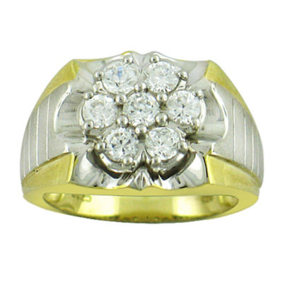 1 1/2 CT. T.W. Diamond Mens Ring