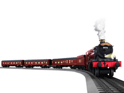 Lionel Trains Hogwarts Express LionChief Set with Bluetooth