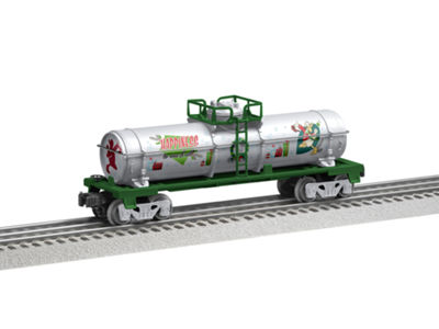 Lionel Trains Donald Duck Holiday Tank Car