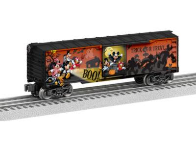 Lionel Disney Happy Halloween Boxcar