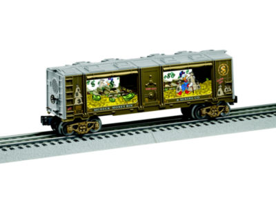 Lionel Trains Scrooge McDuck Mint Car