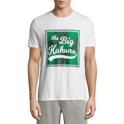 City Streets Mens Crew Neck Short Sleeve T-Shirt