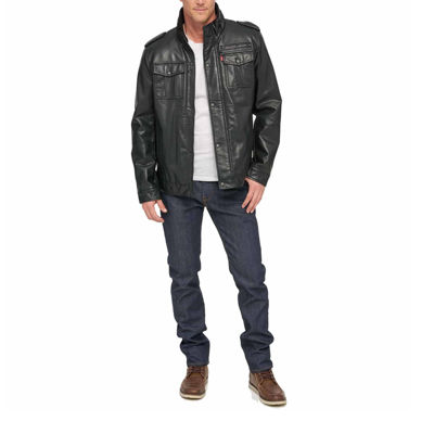 Levi's® Sherpa Lined Military Jacket
