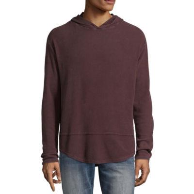 Decree Long Sleeve Hooded Neck T-Shirt