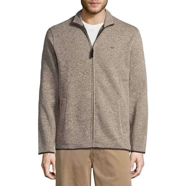 Dockers Lightweight Fleece Jacket