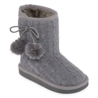 Okie Dokie Andiva Girls Winter Boots - Toddler