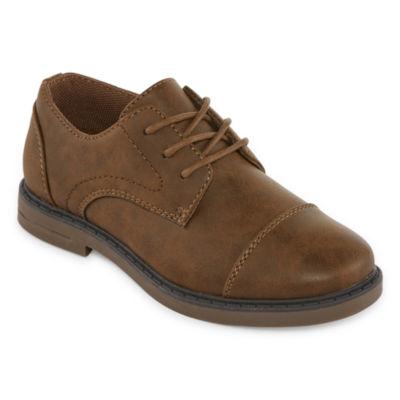Arizona Prentice Boys Oxford Shoes - Little Kids/Big Kids