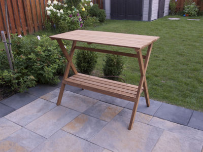 Northbeam Simple Potting Bench