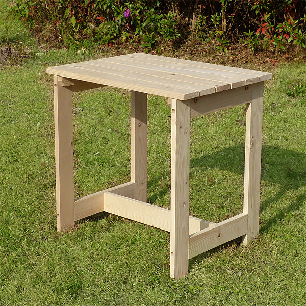 Northbeam Utility Patio Side Table