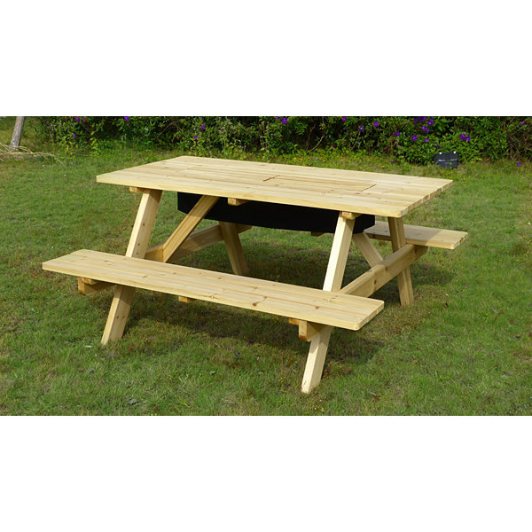 Northbeam cooler picnic table jcpenney northbeam cooler picnic table watchthetrailerfo
