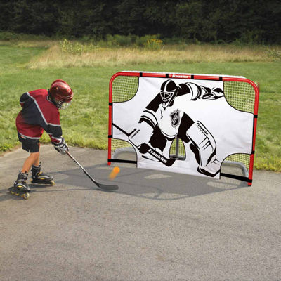 "Franklin Sports NHL 54"" Tournament Shooting Target"""