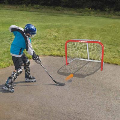 """Franklin Sports NHL 28"""" x 20"""" Mini Steel Goal"""""""