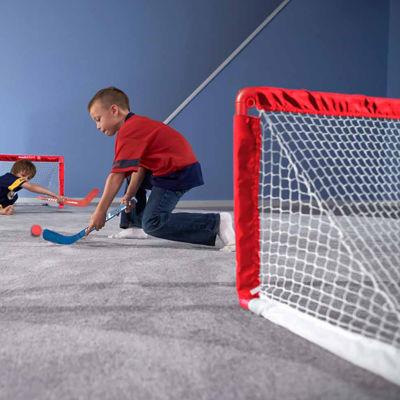 Franklin Sports NHL Mini Hockey Insta-Set®2-GoalCombo