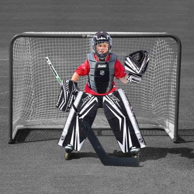 "Franklin Sports NHL GC 130 Jr. 11"" Goalie Catch Glove"""