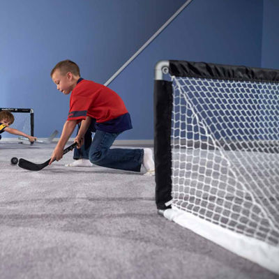 Franklin Sports Insta-Set Mini Hockey 2 Goal Set