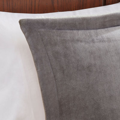 Woolrich Alton Plush to Sherpa Heavyweight Comforter Set