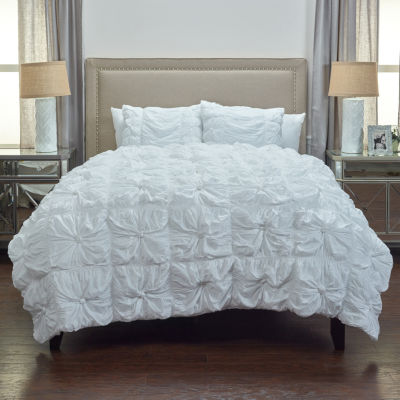 Rizzy Home Dress The Bed Day Dream Comforter Set