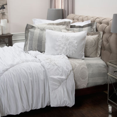 Rizzy Home Dress The Bed Hush Comforter Set