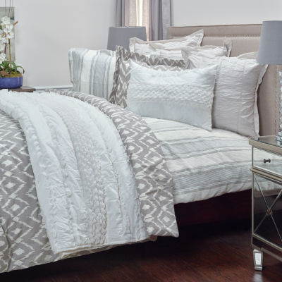 Rizzy Home Dress The Bed Kalaloo 3-pc. Comforter Set