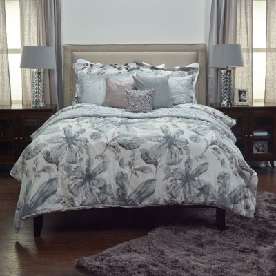 Rizzy Home Dress The Bed Lark 3-pc. Comforter Set