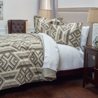 Rizzy Home Dress The Bed Tacton Spur 3-pc. Comforter Set
