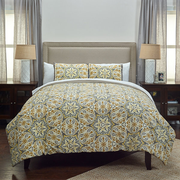 Rizzy Home Dress The Bed Tradewinds 3-pc. Comforter Set