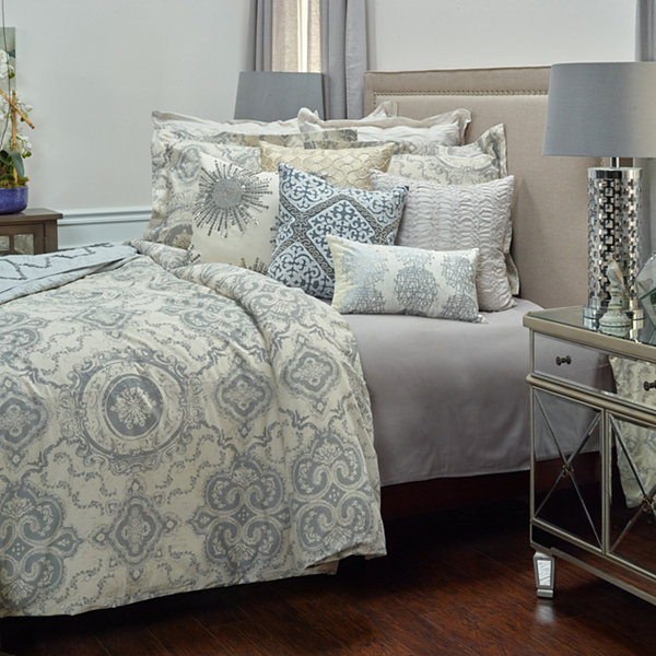Rizzy Home Elma Duvet Cover Set