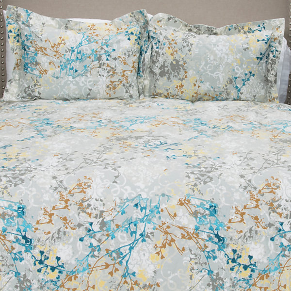 Rizzy Home Gypsy Jill Duvet Cover Set