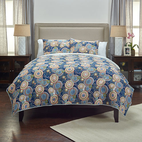Rizzy Home Bohemian Quilt
