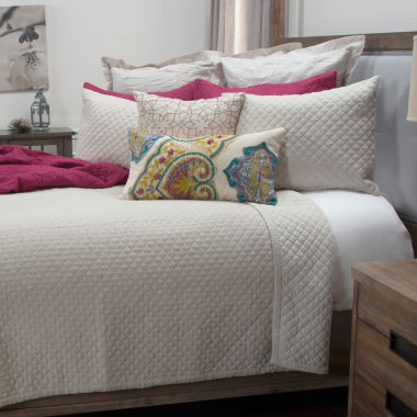 Rizzy Home Breeze On By Naturally Quilt