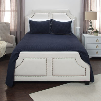 Rizzy Home Breeze On By Nightfall Quilt