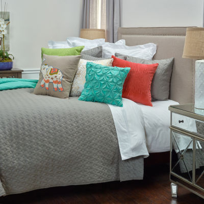 Rizzy Home Urban Mesh Quilt