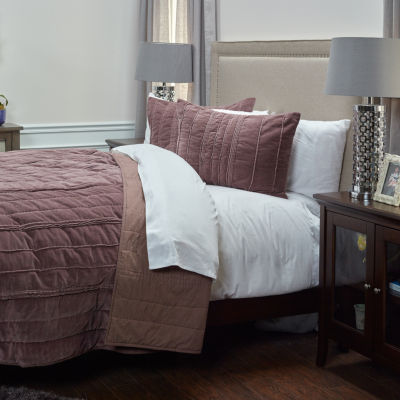 Rizzy Home Plumcicle Quilt