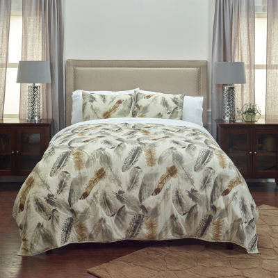 Rizzy Home Feathered Nest Quilt