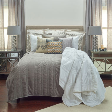 Rizzy Home Mr. Grey Quilt