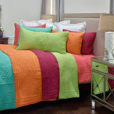 Rizzy Home Moroccan Fling Quilt