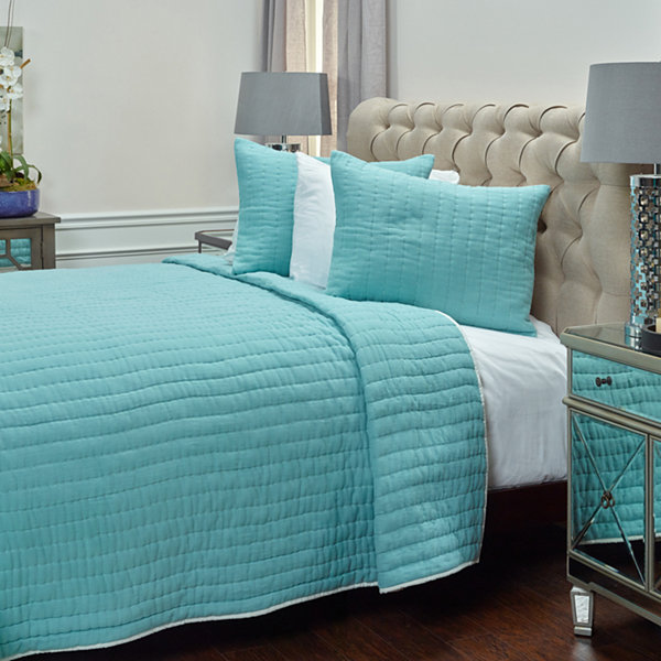 Rizzy Home Jade Quilt